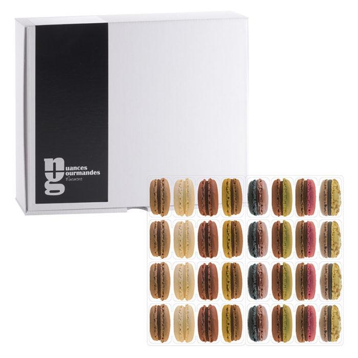 boîte 32-chocolat
