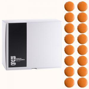 coques mandarine