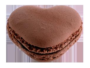CHOCOLAT NOIR COEUR
