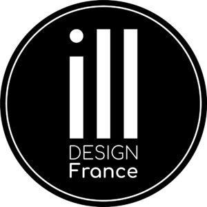 logo fond noir instagram